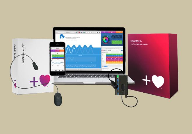 Outils et technologies et logiciels HeartMath